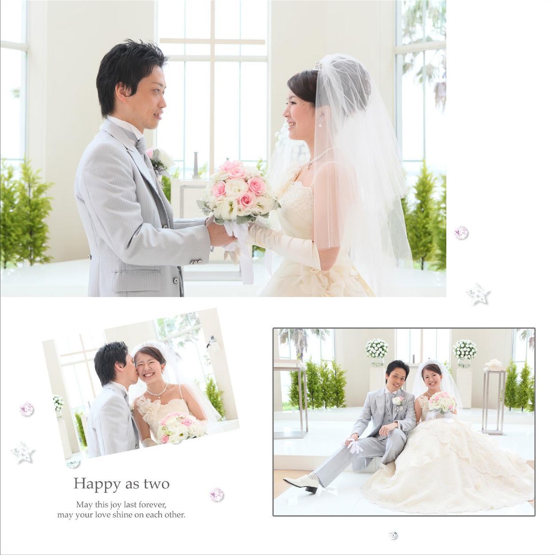 小川・松坂様結婚式(ブライダル撮影)