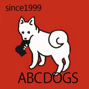 ABCDOGS ロゴ